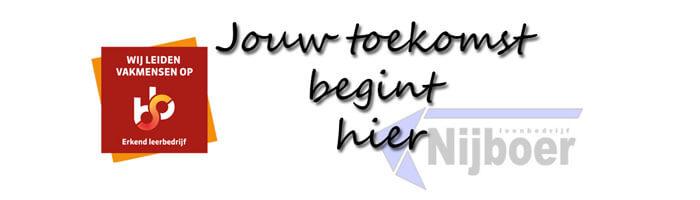 Erkend leerbedrijf - Loonbedrijf Nijboer - Stagemogelijkheden
