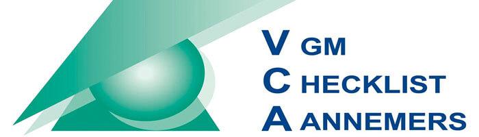 VCA gecertificeerd: Veiligheid, Gezondheid en Milieu (VGM) Checklist Aannemers
