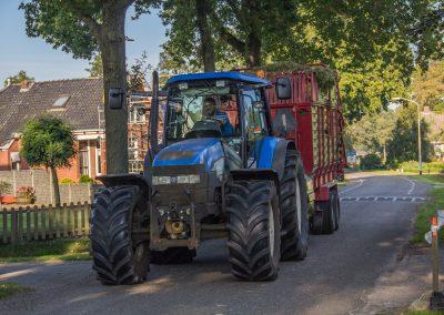 TM155 Strautman ladewagen 35kub