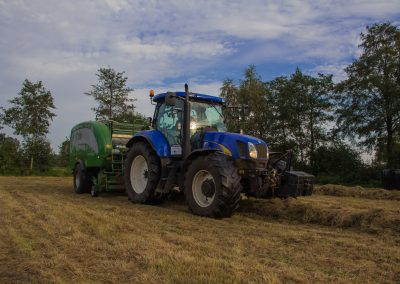 New Holland T6080 Mchale Fusion 3